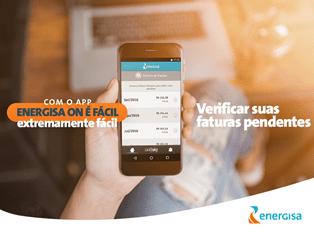 Informação de pagamento