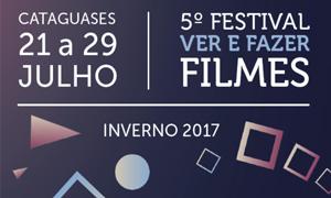 Vem aí mais uma edição do 'Festival Ver e Fazer Filmes'