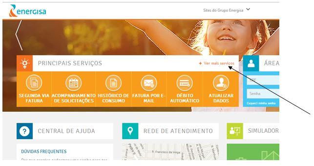 3881c325f0386 Ele terá acesso a todos os seus débitos e poderá escolher entre as opções  de pagamento à vista ou parcelado. Se o cliente não possuir débitos